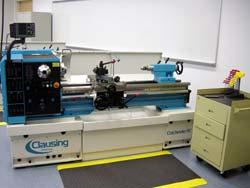 "Clausing Colchester 15"" x 40"" Geared Head Manual Lathes"